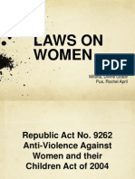 Philippine Laws on Women
