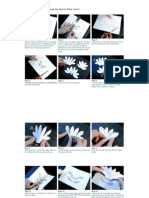 Pop-up Card - Flower - Instructions