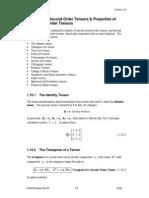 Vectors and Tensors