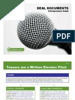 Clean West Investor Documentation