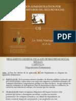 Recursos Administrativos Por Ajuste Y Reparos Del Seguro