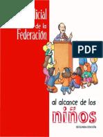El Poder Judicial de La Federacion Al Alcance de Los Ninos