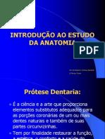 Aula 01 Introducao Ao Estudo Da Anatomia Dental