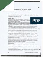 Case Study of leadership