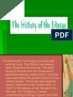 Liturgy History