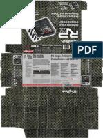DigiTech RP255 Modeling Guitar Processor (Retail Packaging)