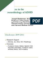 BASE Biederman, 2007 Advances in the Neurobiology of TDAH - SLIDES
