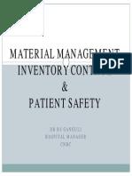 Material+Management
