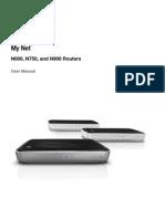 My Net Router N750
