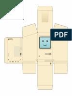 Macintosh Papercraft