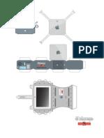 PowerMac G4 Papercraft