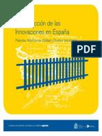 La Proteccion de Las Innovaciones en Espana