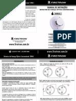 Manual Detector de Fumaça
