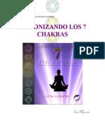 Armonizando Los 7 Chakras
