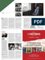 García Lupo, Revista Debate, Nº 327, p. 38 a 41