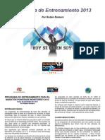 Guía de entrenamiento Maratón Monterrey