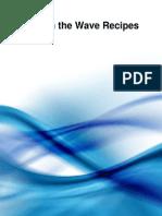 internship - management - catch the wave recipes
