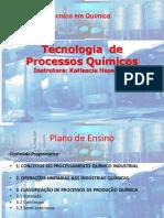Processos Químicos Industriais