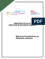 MANUAL 6 de Procedimientos de Relaciones Laborales.pdf1