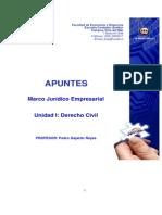 Apuntes Derecho Civil MJE