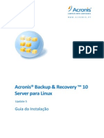 ABR10SL Installguide Pt-PT