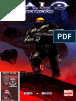 Halo Ascención Volumen 01