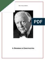 Hans George Gadamer- Il Dramma Di Zarathustra