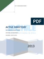 Trabajo Active Directory