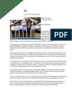 12-06-2013 El Sol de Puebla - Entrega RMV 17 Patrullas Para Corredores Seguros