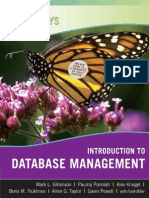 Introduction to Database Managment
