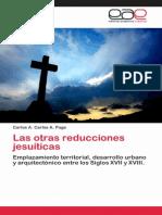Las Otras Reducciones Jesuiticas