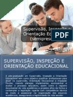Pós-graduação em Supervisão, Inspeção e Orientação Educacional (Semipresencial) - Grupo Educa+