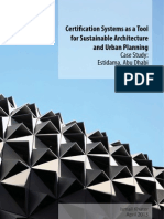 Certification Systems as a Tool for Sustainable Architecture and Urban Planning, Case Study