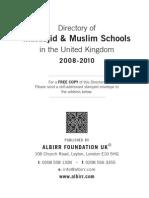 UK Mosque Database
