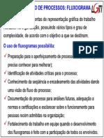 CGP_Organograma, Fluxograma e QDT