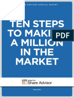 10 Steps to Making a Million