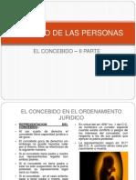 Derecho de Las Personas III