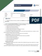 Manual CARGA de Dados PDV