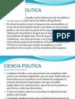 CIENCIA POLITICA 15 La Burocracia y El Sector Publico