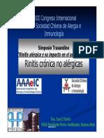 Rinitis Cronica No Alergica