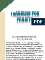 Trabalho Por Projeto