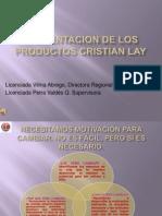 PRESENTACION DE PRODUCTOS CRISTIAN LAY [Autoguardado].ppt