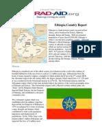 Ethiopia's profile