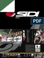Sidi Catalog 2013