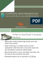 Mold Resurfacing