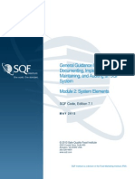 SQF Code Ed. 7.1 Module 2 Guidance Document