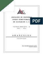 Aiceg Aranceles 2013_aut