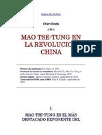 Chen Boda