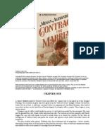 Alexander, Megan - Contract for Marriage