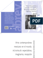Schmilchuk G - Arte contemporáneo mexicano en el mundo. MEXartes.de- expectativas, imaginarios, recepción